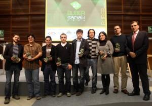 Ganadores del premio buber