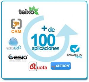 Ya hemos superado las 100 aplicaciones