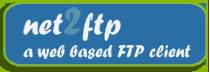 net2ftp, cliente de FTP