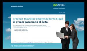 I Premio Movistar Emprendedores Cloud