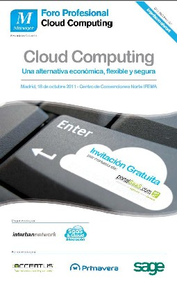 invitacion cloud computing